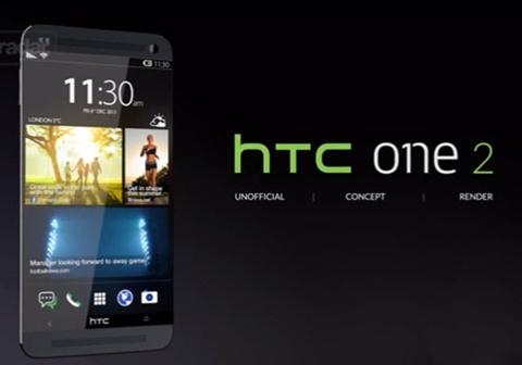 Video clip moi nhat ve HTC One 2 sap ra mat ngay 25/3 hinh anh