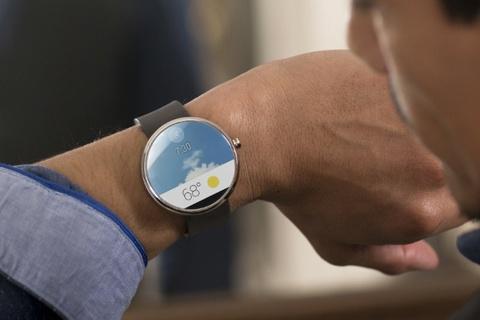 Google ra mat Android Wear, nen tang cho thiet bi wearable hinh anh