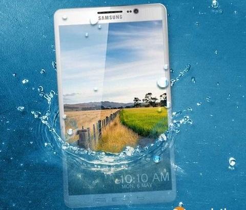Note 4, LG G3 va Vega Iron 2 se co tinh nang chong nuoc hinh anh
