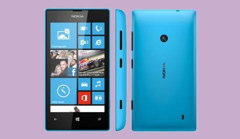 Lo anh Nokia Lumia 530 man hinh 4,3 inch hinh anh