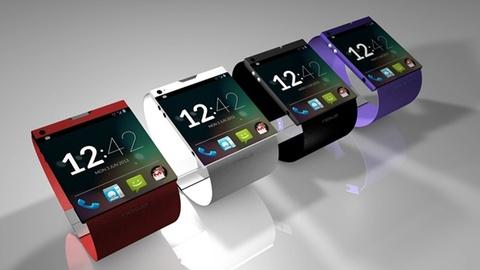 Samsung se co smartwatch Android Wear tai Google I/O 2014 hinh anh