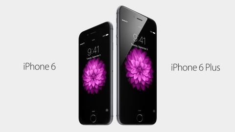 Anh chinh thuc bo doi iPhone 6 va iPhone 6 Plus hinh anh