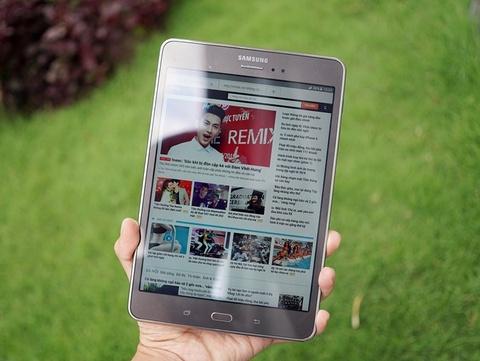 Danh gia Galaxy Tab A - tablet tam trung, di kem but S Pen hinh anh