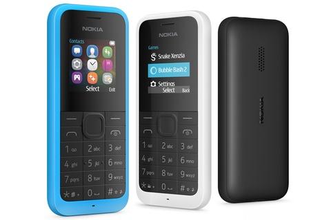 Nokia 105 phien ban 2015 hinh anh