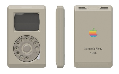 iphone nam 1984 hinh anh