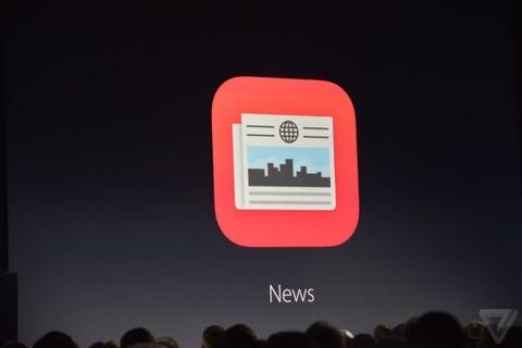 Apple ra mat ung dung doc tin tuc News hinh anh