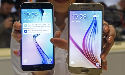 Loi nhuan Samsung co the tiep tuc giam du da ra Galaxy S6 hinh anh