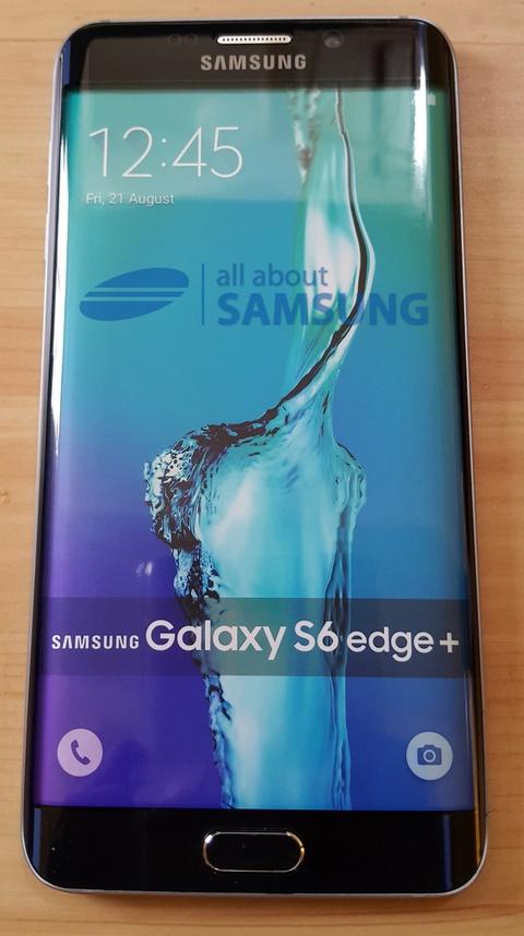 Samsung Galaxy S6 Edge Plus ro ri anh thuc te hinh anh