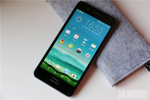HTC Desire 728 ra mat, gia 269 USD hinh anh