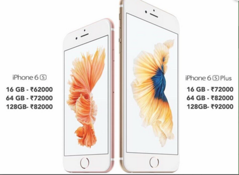iPhone 6S o An Do dat nhat the gioi hinh anh