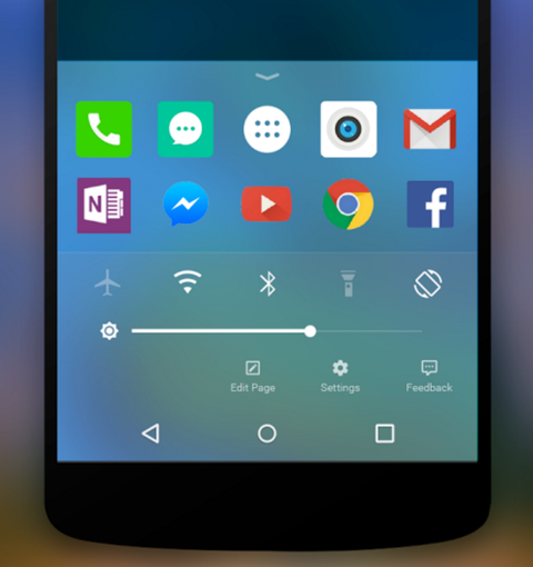 Microsoft phat hanh Launcher Arrow tren Android hinh anh