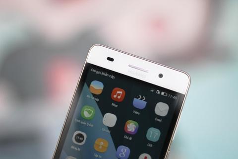 Trai nghiem nhanh Huawei G Play Mini: Cau hinh Honor 4C hinh anh