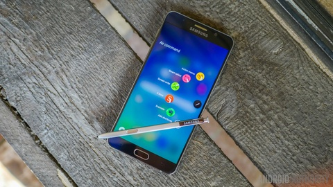 Samsung Galaxy Note 5 giam gia 2 trieu dong hinh anh