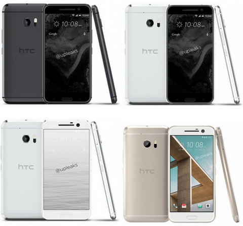 HTC One M10 tiep tuc ro ri anh chinh thuc hinh anh