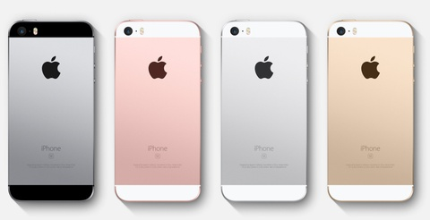 Phan lon nguoi mua iPhone SE chuyen tu Android hinh anh