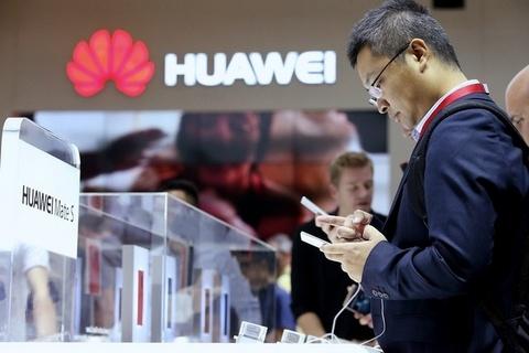 Huawei va tham vong ba chu thi truong smartphone hinh anh