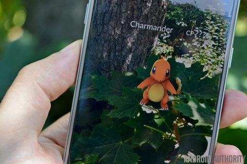 Pokemon Go ra ban cap nhat cho doi ten, tiet kiem pin hinh anh