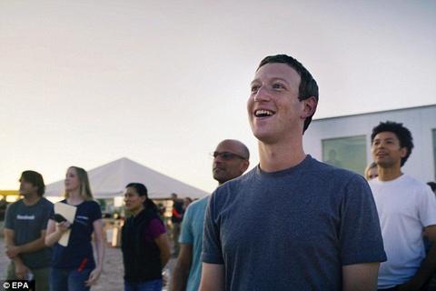mark zuckerberg from zero to hero hinh anh
