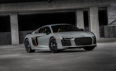 Audi R8 V10 Plus 2017 ban doc sap ra mat hinh anh