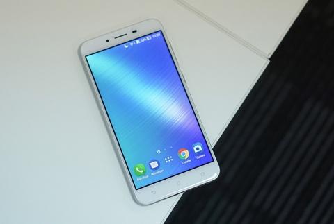 Danh gia Zenfone 3 Max 5.5: Pin trau, camera chat luong hinh anh
