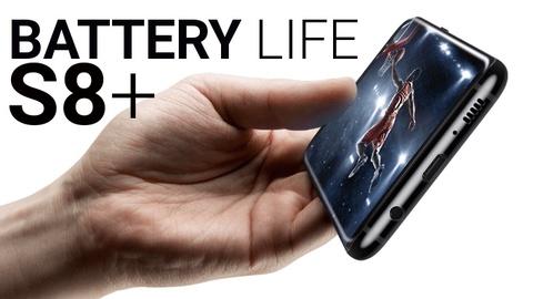 Man hinh 6,2 inch, Galaxy S8+ van cho hieu suat pin tot hinh anh