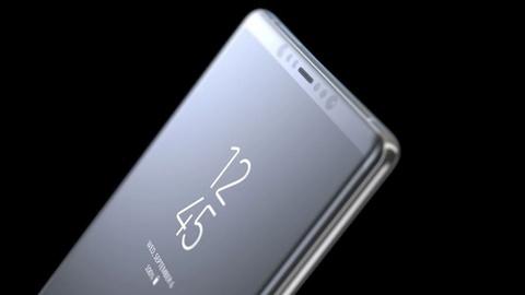 Mieng dan vo tinh he lo 'man hinh cong vo cuc' cua Galaxy Note 8 hinh anh