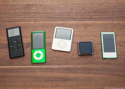 Chang duong thang tram cua iPod Nano hinh anh