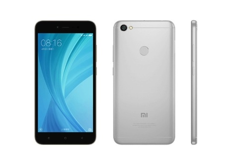 Xiaomi Redmi Note 5A ra mat, gia tu 106 USD hinh anh