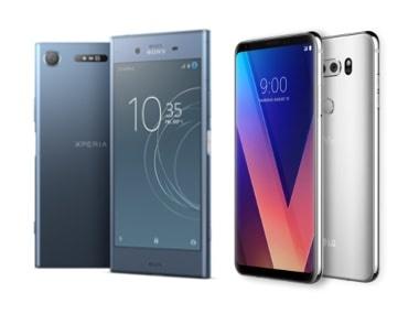 5 smartphone noi bat tai trien lam IFA 2017 hinh anh