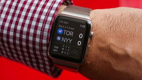 Su dung tinh nang LTE tren Apple Watch 3 hinh anh