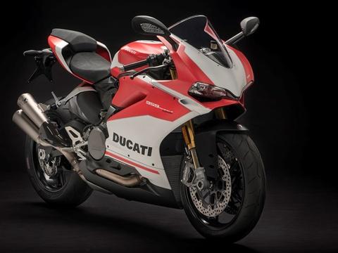 Ducati ra mat phien ban duong dua 959 Panigale Corse hinh anh