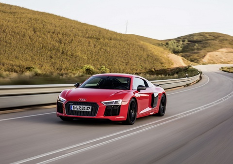 Audi R8 V10 Plus Neuberg Edition - ban dac biet cho Australia hinh anh