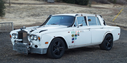 Rolls-Royce do 'chap va' doc nhat hinh anh