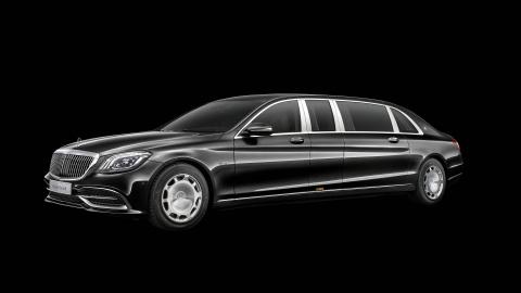 Mercedes-Maybach Pullman 2019 - sieu limosine gia nua trieu USD hinh anh