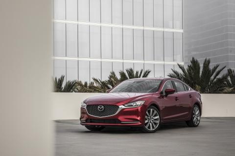 Mazda6 2018 gia tu 22.000 USD tai My hinh anh