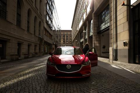 Mazda6 2018 gia tu 22.000 USD tai My hinh anh 5
