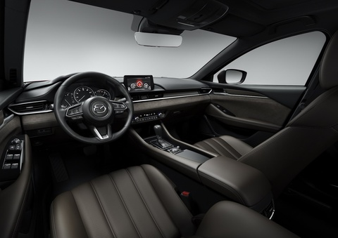 Mazda6 2018 gia tu 22.000 USD tai My hinh anh 2