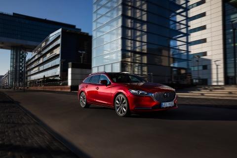 Mazda6 2018 gia tu 22.000 USD tai My hinh anh 7