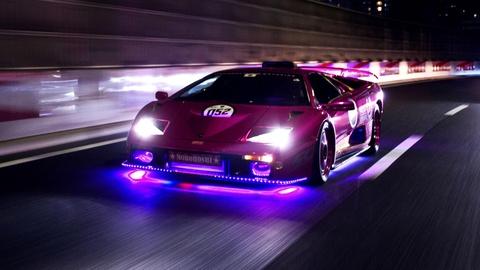 Tay chu xe Lamborghini 'dien' nhat the gioi hinh anh 4
