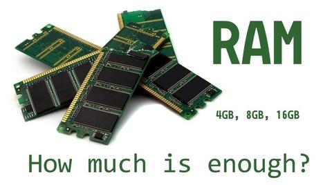 Bao nhieu RAM la du cho may tinh? hinh anh