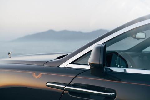Rolls-Royce Wraith ban 'mua sao bang' ra mat hinh anh 7