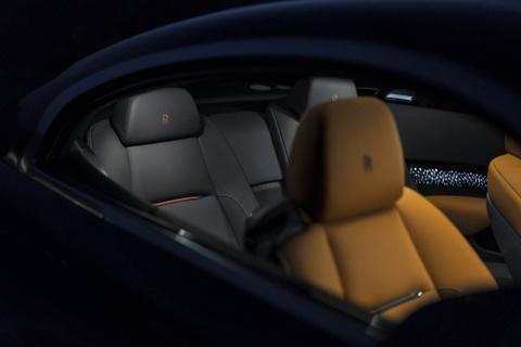 Rolls-Royce Wraith ban 'mua sao bang' ra mat hinh anh 6