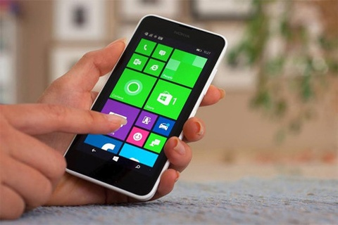 'Windows Phone da chet nhung toi nho no' hinh anh