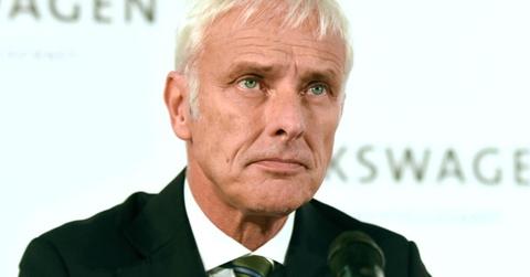 Volkswagen thay the CEO vi khung hoang trong qua khu hinh anh