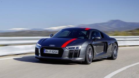 Audi ra mat R8 V10 phien ban gioi han gia tu 140.000 USD hinh anh
