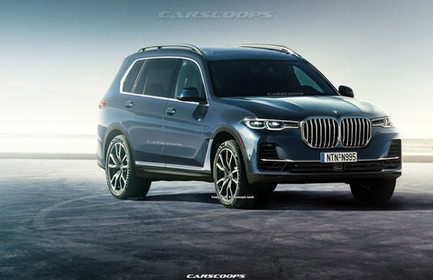 Nhung dieu can biet ve BMW X7 the he moi hinh anh