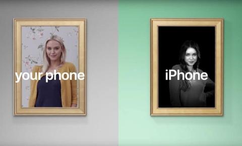 Apple khoe kha nang chup anh tren iPhone moi hinh anh