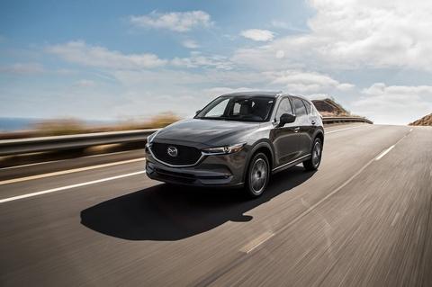 Noi that Mazda CX-5 2017 danh bai xe sang Lexus hinh anh