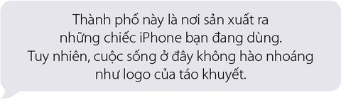 'Thanh pho iPhone' dang dan bien mat o Trung Quoc hinh anh 2