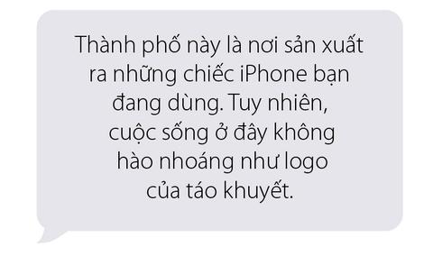 'Thanh pho iPhone' dang dan bien mat o Trung Quoc hinh anh 1